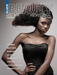 Black Hair Magazine Cover 1