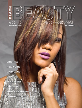 Black Hair Magazine Cover 3
