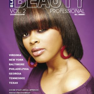 Black Beauty Magazine Vol 2.