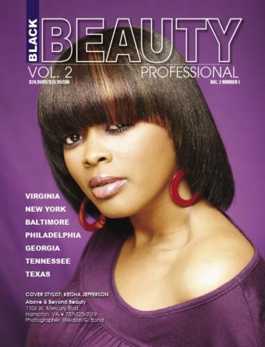 Black Beauty Magazine Vol 2.